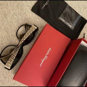 Brand new-♥️Salvatore Ferragamo sunglasses /shade